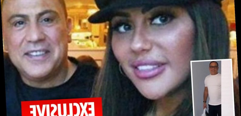 Geordie Shore's Sophie Kasaei brazenly breaks lockdown rules to have her dad over for a curry – The Sun