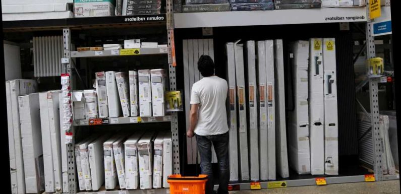 B&Q and Homebase shoppers fury over month-long wait for online order deliveries
