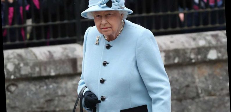 The Queen is woken up by a bagpipe playing for 15 minutes under her window every morning when she stays at Balmoral
