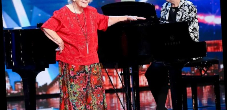 Britain's Got Talent fans insist oldest ever contestant Nora Barton, 96, who has Alzheimer's, needs to win – The Sun