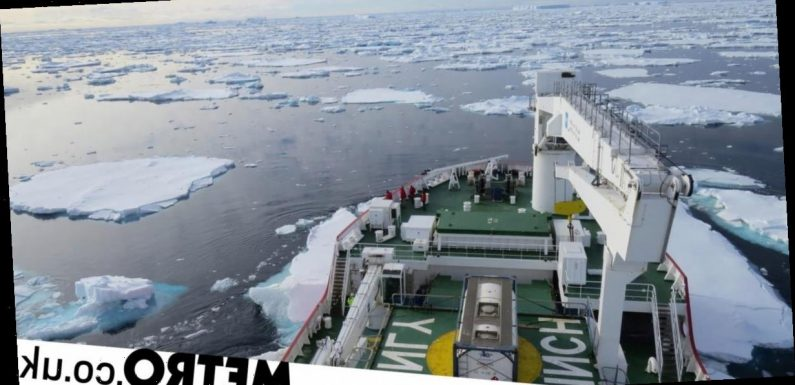 Antarctic ice sheets retreated at a faster rate in the past, study suggests