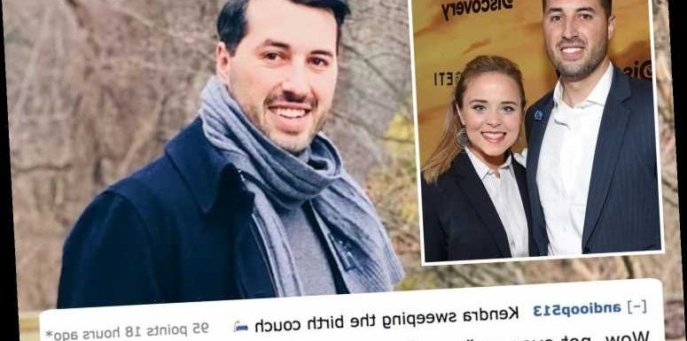 Jinger Duggar's husband Jeremy Vuolo slammed for 'insensitive' response to fan's share about cancer-stricken grandfather – The Sun