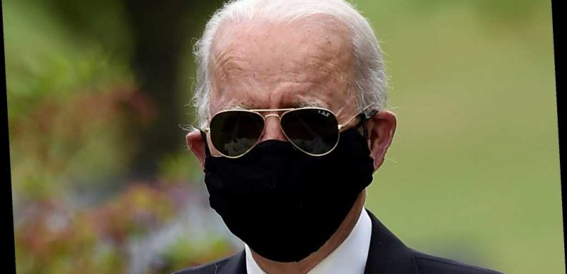 You can't mask the Joe Biden mess: Devine