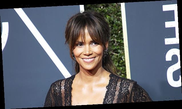 Halle Berry, 53, Proves She's The Queen Of Fitness With Hot New Ab-Baring Workout Video