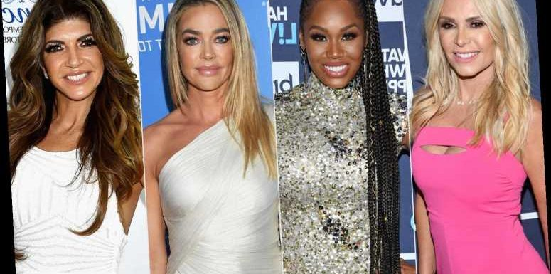 Real Housewives Stars Auction Off Iconic Show Dresses to Raise Money for Coronavirus Relief
