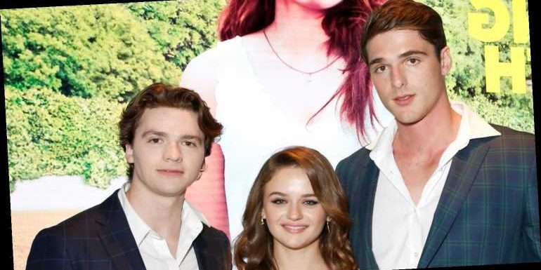 Joey King Reveals Release Date For 'The Kissing Booth 2′!