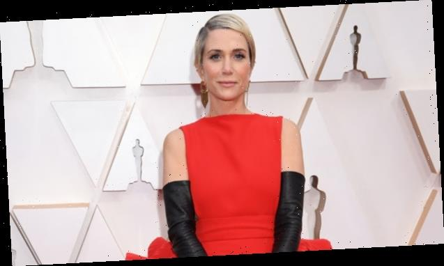 Kristen Wiig, 46, Sparks Pregnancy Rumors With Cryptic Message During Her 'Saturday Night Live' Appearance