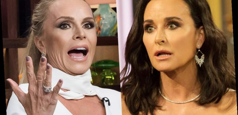 'RHOBH': After Kyle Richards Fired Back at Tamra Judge, 'RHOC' Star Settles Feud