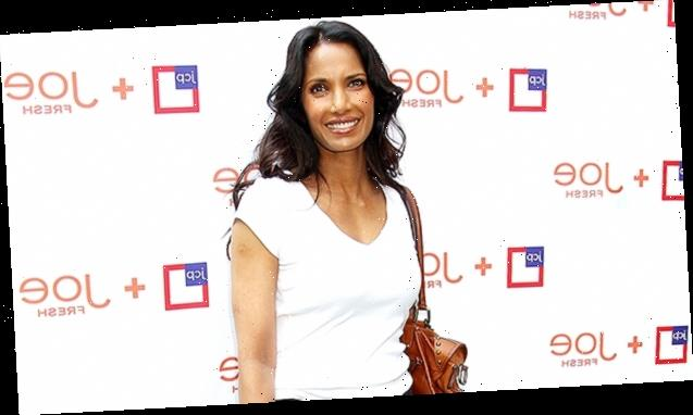 Padma Lakshmi, 49, Cooks Up A Storm While Wearing Daisy Duke Shorts In Her Kitchen: Watch