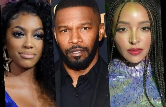 Jamie Foxx and More Protest in Response to George Floyd's Death