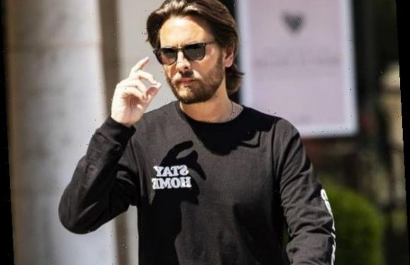 ICYMI: Scott Disick's Big Week, Jessica Simpson's Fit Selfie & More