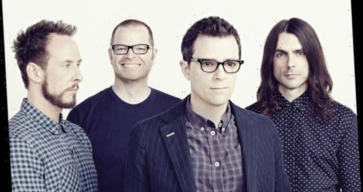 Weezer Debut New Track 'Blue Dream' In Appearance On 'The Simpsons'