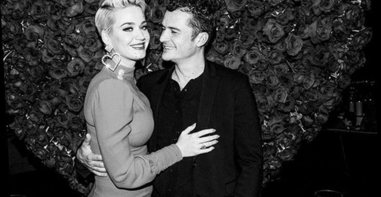 Katy Perry Uses Orlando Bloom's Son to Practice Her Parenting Skills