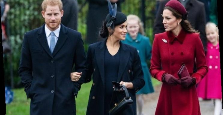 Report: Kate Middleton 'Exhausted and Trapped' Following Prince Harry and Meghan Markle's Royal Exit