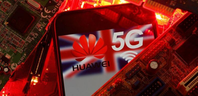 UK eyes cuts to Huawei's 5G network involvement in wake of COVID-19: report
