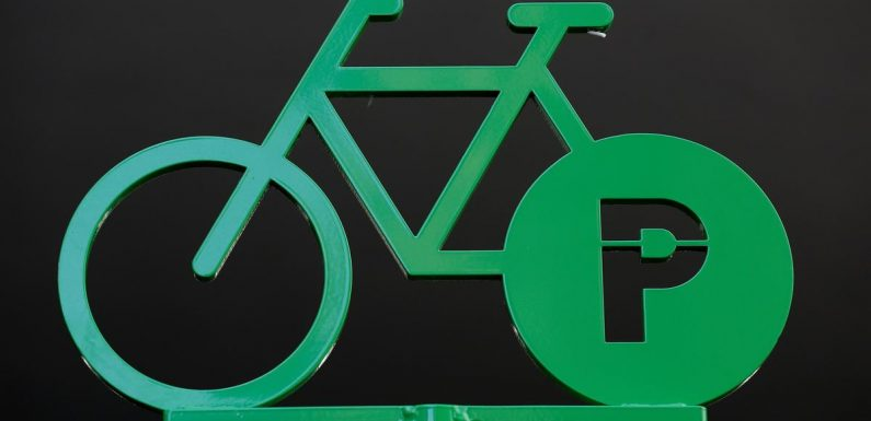 On your bike: Parisians hit cycling lanes to evade virus