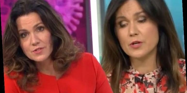 Susanna Reid: 'I'm embarrassed' GMB host in remorseful admission amid race protests