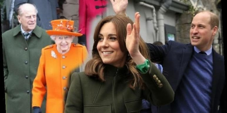 Why Kate Middleton and William are being 'watched very carefully' by Queen and Philip
