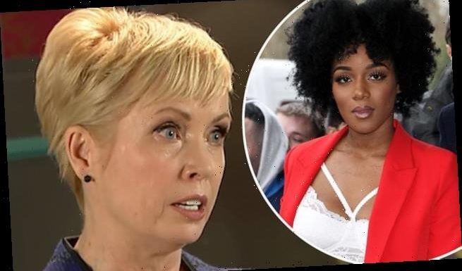 Hollyoaks' Lysette Anthony QUITS Twitter amid show's racism row