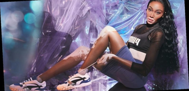 Winnie Harlow and Puma Reveal the New Kyron Sneaker Made For Fashion Rebels