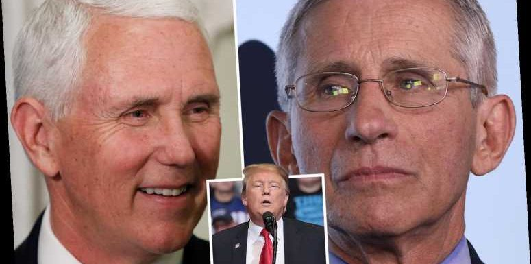Dr Fauci says 'of course' he wouldn't go to Trump rally but Pence assures fears of 2nd coronavirus wave are 'overblown' – The Sun