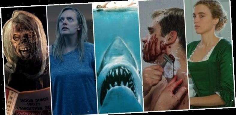 New on Blu-ray and Digital: 'Jaws' 4K, 'Portrait of a Lady on Fire', 'Scorsese Shorts', 'The Invisible Man', 'Creepshow'