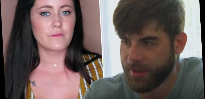 Teen Mom Jenelle Evans and husband David unfollow each other after he claims she 'deserted' him for 'drug addict' pal – The Sun