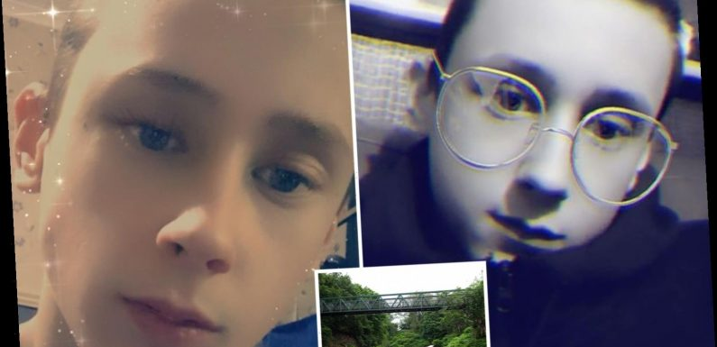 Devastated friend reveals final moments of boy, 14, who drowned in river