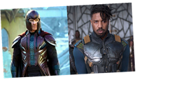 Why MCU Fans Need a Magneto and Killmonger 'Buddy Cop' Movie