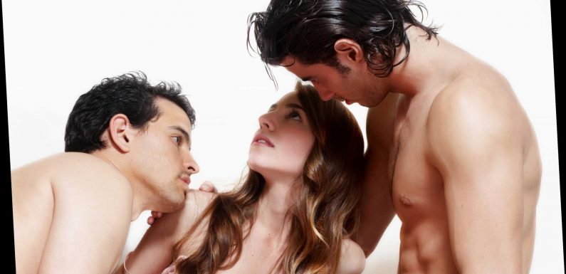 I want another man to watch while my wife and I are having sex