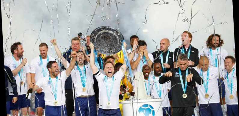 Soccer Aid will go ahead this September but behind closed doors for the first time