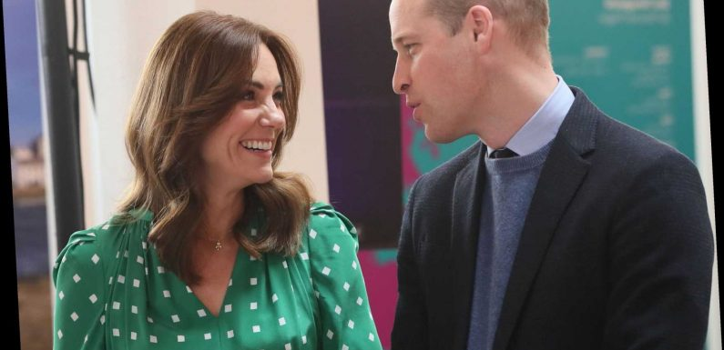 Prince William and Kate hope to be the first royals out of lockdown for physical engagements