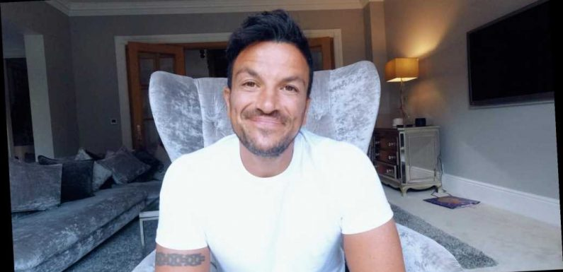 Peter Andre insists creepy Australian ghost shut him in a fridge – and another spirit once serenaded him on a violin