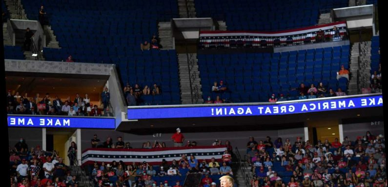 Trump campaign rejects claims TikTok users 'sabotaged' Tulsa rally by reserving tickets they never intended to use – The Sun