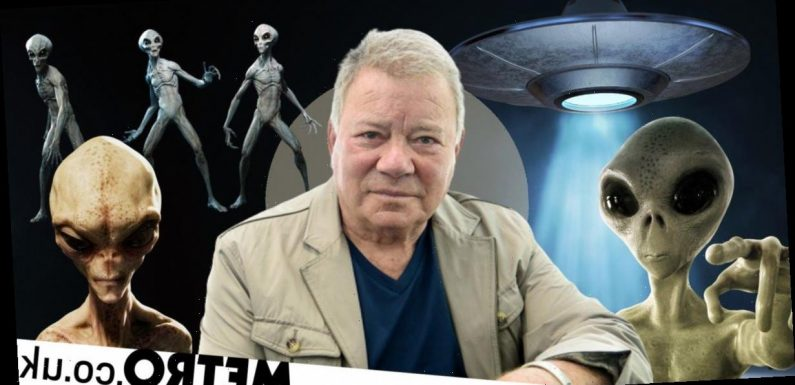 Shatner says 'something else' is out there