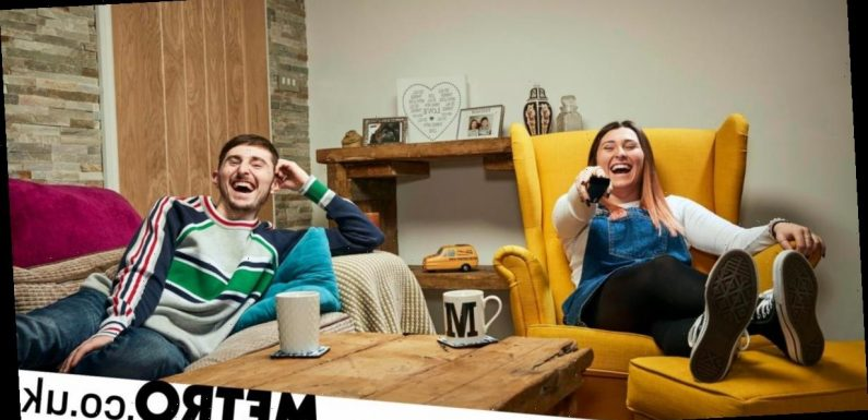 Inside Gogglebox stars Pete and Sophie's Blackpool home