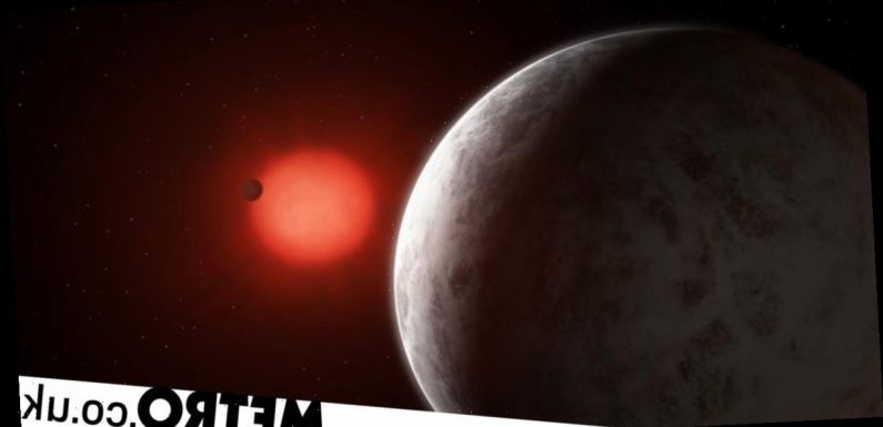 Two 'super-Earths' discovered orbiting nearby star