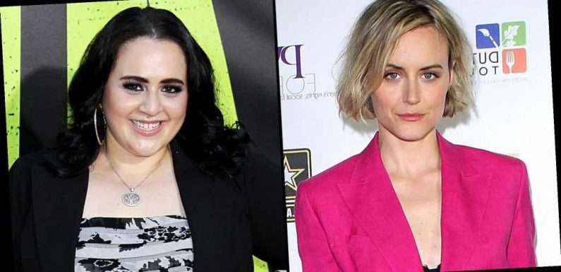 OITNB's Taylor Schilling and Hairspray's Nikki Blonsky Come Out