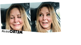 Carol Vorderman thanks fans after being 'harassed by paparazzi'