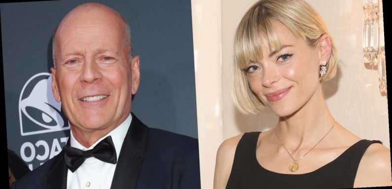 Jaime King Joins Bruce Willis in New Thriller 'Out of Death'