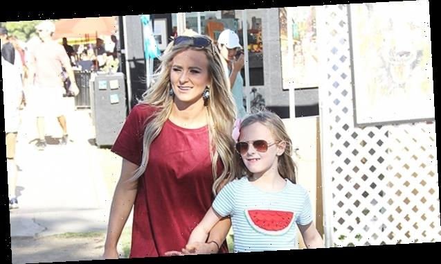 Leah Messer's Daughter Aleeah Grace Looks 'So Much' Like Her 'Twin' In New Vacation Pics
