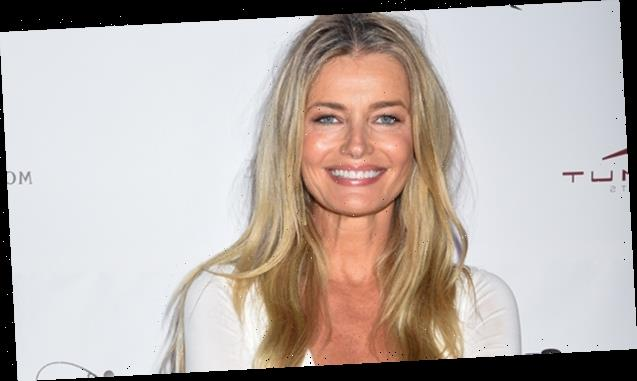Paulina Porizkova, 55, Channels Britney Spears In White Crop Top & Looks Incredible — Pic