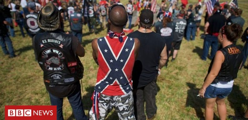 Why the Civil War casts a great shadow over the US