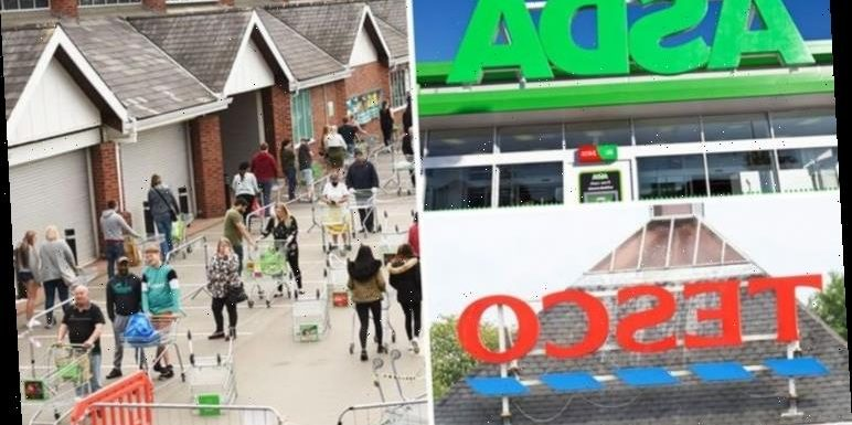 Tesco, Asda, Marks & Spencer: The quietest time to shop as opening hours change