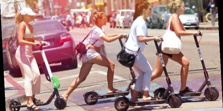 Electric scooters finally become legal in the UK this week, but there's a catch