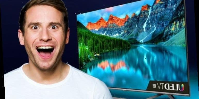 You could claim £500 cashback for the 4K TV you've just bought, this is why