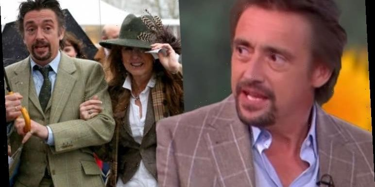 Richard Hammond details time his family were 'stopped' at airport: 'They wouldn't have it'