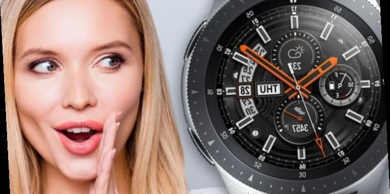 New Galaxy Watch revealed in pictures that Samsung won't want you to see