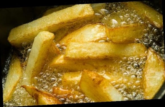 Pensioner dies after cooking chips in household lubricant oil