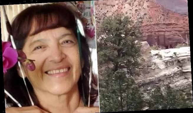 PICTURED: Woman, 59, who fell to her death at the Grand Canyon